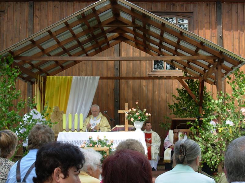 Odpust św. Anny 2010
