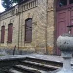 Dworzec w Kamiennej Nowej