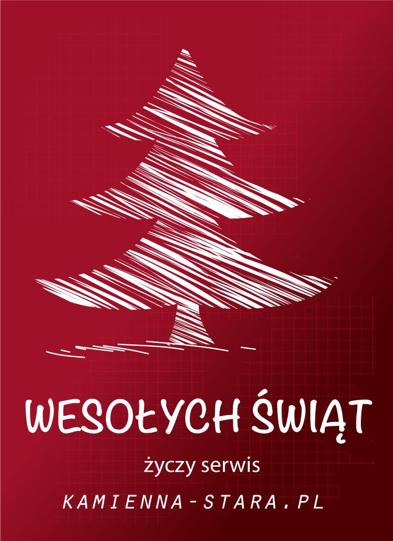 Wesołych Świąt - Kamienna Stara