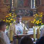 Msza Święta - Odpust św. Anny w Kamiennej Starej 2015