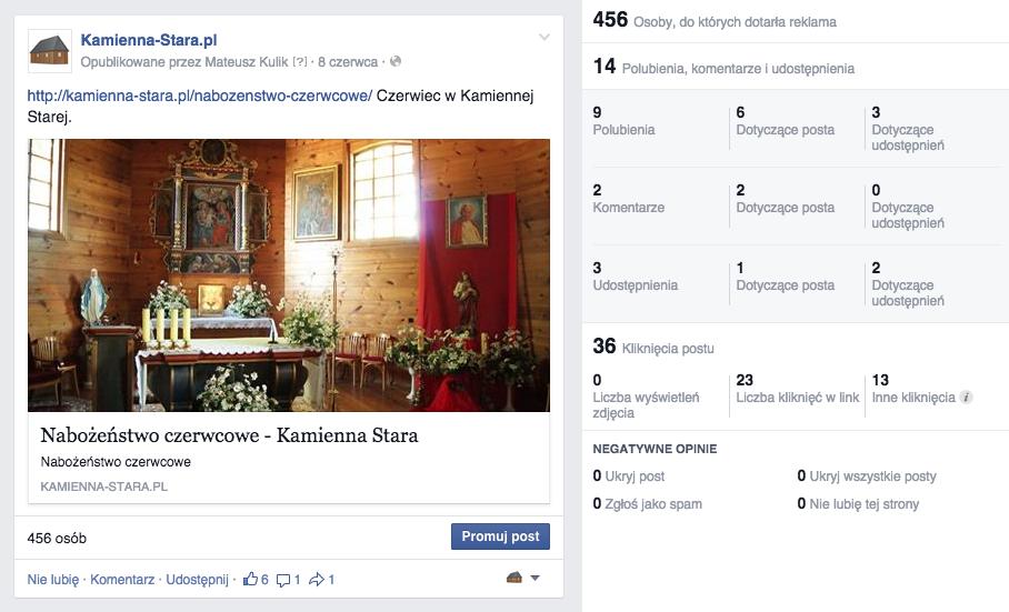 serwis Facebook