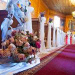 Dekoracja ślubna w Kamiennej Starej
