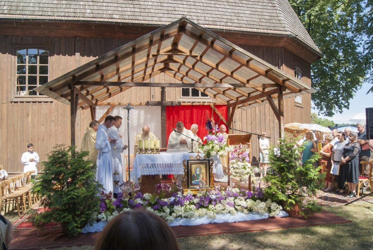 Odpust św. Anny w Kamiennej Starej – 2020